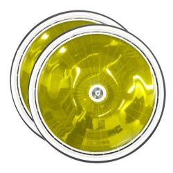 """Roue de sulky FinnTack 28"""", inox avec flasques en PVC colorés (la paire)"""