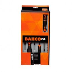 Jeu de 5 tournevis BahcoFit B219.025 Bahco