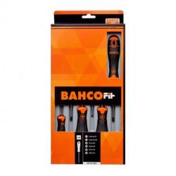Jeu de 6 tournevis BahcoFit B219.026 Bahco