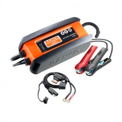 Chargeur mainteneur de charge automatique BBCE612-2 Bahco 12 A pour batteries 6/12V