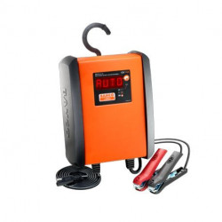 Chargeur mainteneur de charge automatique BBCE12-15 Bahco 15 A pour batteries 12V