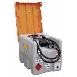 Station Easy Mobil Gasoil avec Pompe sur Batterie