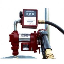 Pompe électrique ATEX et compteur mécanique 3 chiffres