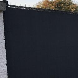 Brise Vue Gris Anthracite 230gr/m² LONODIS PRO PREMIUM - Rouleau 25m