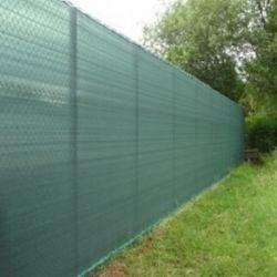 Brise Vue Vert 180 g/m² LONODIS V2, Anti-UV 50m