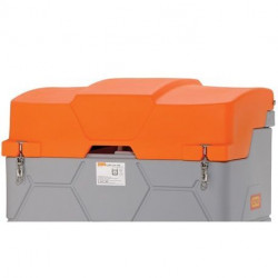 Kit capot orange Cemo pour Stations services CUBE