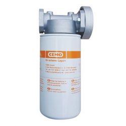 Filtre complet à eau et particules Cemo pour Stations services GO CUBE