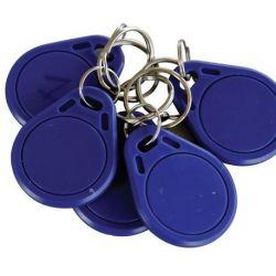 Lot de 5 badges utilisateurs Cemo contrôle d'accès CMO 10