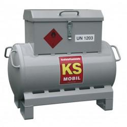 Stations services de ravitaillement essence KS-MOBIL Cemo Homologuée ADR