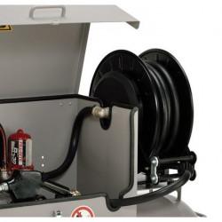 Enrouleur automatique Cemo pour essence 10 m Ø 19 mm