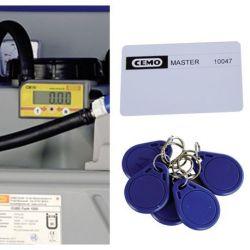 Compteur digital Cemo avec contrôle d'accès CMT 10