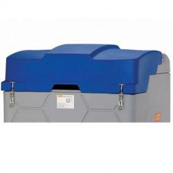 Kit complet capot bleu Cemo pour Stations services BLUE CUBE