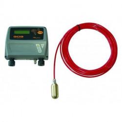 Jauge électronique Cemo pressostatique 230 V