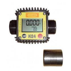 Compteur digital K24 Cemo pour pompes CENTRI/CENTRIMATIC