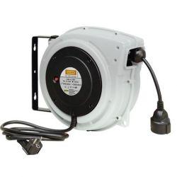Enrouleur automatique Cemo câble électrique 230 V, 15 m