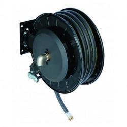 Enrouleur automatique Cemo pour essence carrossé ouvert, 10 m Ø 19 mm
