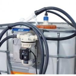Kit de transvasement Cemo 230 V pour cubitainer