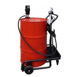 Chariots de lubrification Cemo pour fûts 200 litres