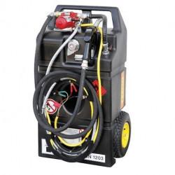 Caddy de vidange électrique ATEX Cemo 95 litres