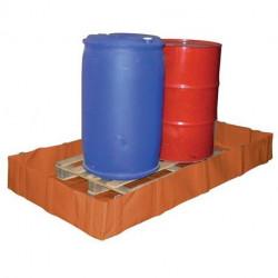 Bacs souples Cemo PVC renforcé