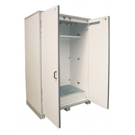 Box anti-feu PROTECTO-LINE Cemo pour fûts