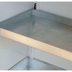 Étagère de rétention Cemo pour armoires SÛRETÉ 2 et 2/2 portes battantes (1 pièce)