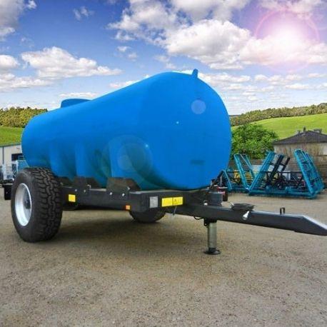 Chassis roulant avec cuve eau grande capacité