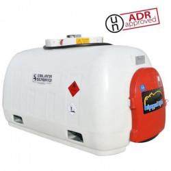Hippotank 960 Emiliana serbatoi, réservoir de transport de gasoil aux normes ADR