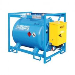 Traspo 620 Emiliana Serbatoi, réservoir de transport de carburant aux normes ADR