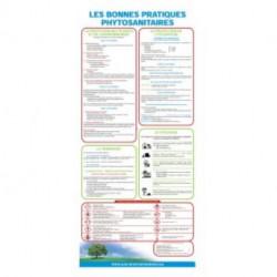 """Signalétique """"Les bonnes pratiques phytosanitaires"""" Axe Environnement"""