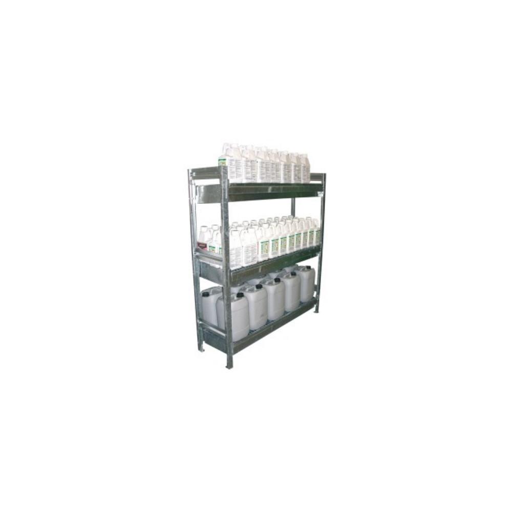 Étagère de stockage Premium Axe Environnement