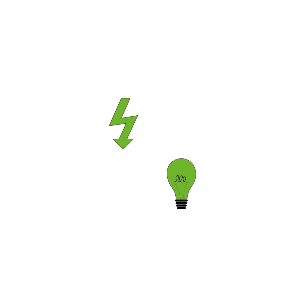 Option électricité - éclairage Axe Environnement