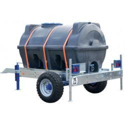 Citerne polyéthylène pour tracteur homologuée route La Gée