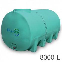Cuves de transport - Engrais - Duracuve Duraplas (5000L à 17000L)