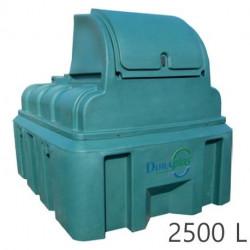 Cuves de stockage - Fioul - Distrifioul Duraplas (2500L à 3000L)