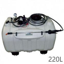 Pulvérisateurs électriques ECOSPRAY Duraplas pour quad (220L)