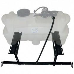 Kits de fixation rampe Duraplas pour pulvérisateurs Ecospray 55-95-150 et 220 litres