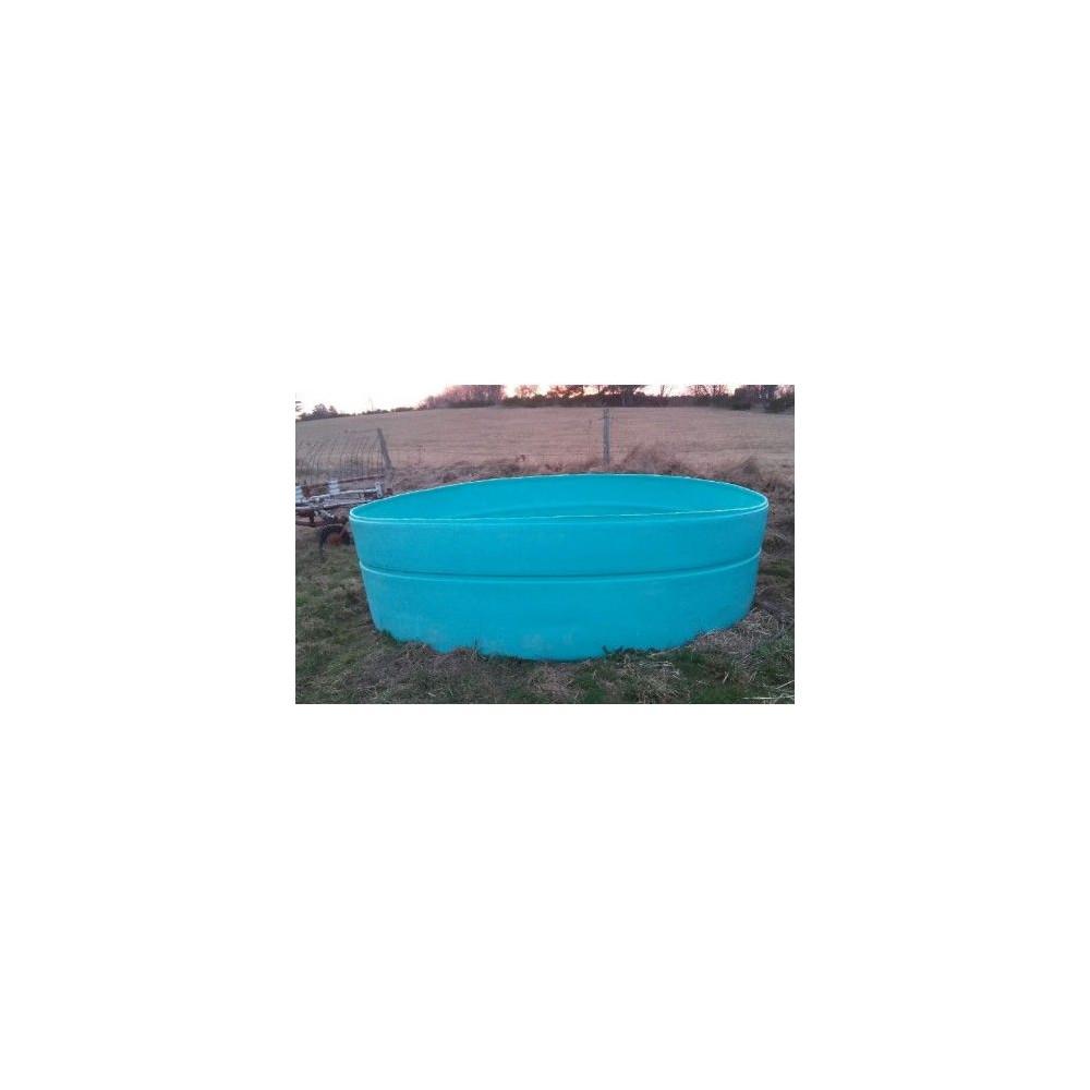Bac à eau éco Duraplas 3600L
