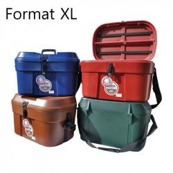 Malle de pansage BOX PRO format XL La Gée