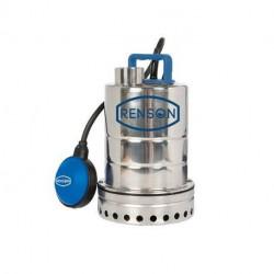 Pompe de relevage Renson inox 230 V - 0,25 kW