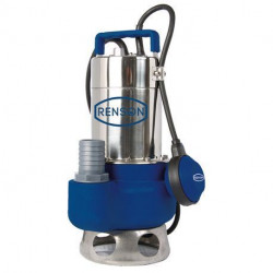 Pompe de relevage Renson fonte 230 V - 0,6 kW