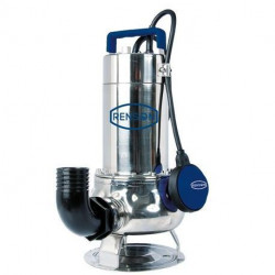Pompe de relevage Renson inox 230 V - 1,1 kW