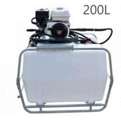 Nettoyeur haute pression Durawash Duraplas Interpump - 200 L