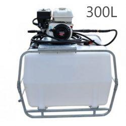 Nettoyeur haute pression Durawash Duraplas Interpump - 300 L