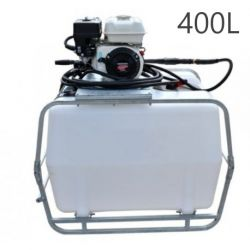 Nettoyeur haute pression Durawash Duraplas Interpump - 400 L