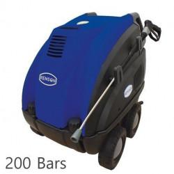 Nettoyeur haute pression TEC-1 Renson tri eau chaude avec total stop 200 bars