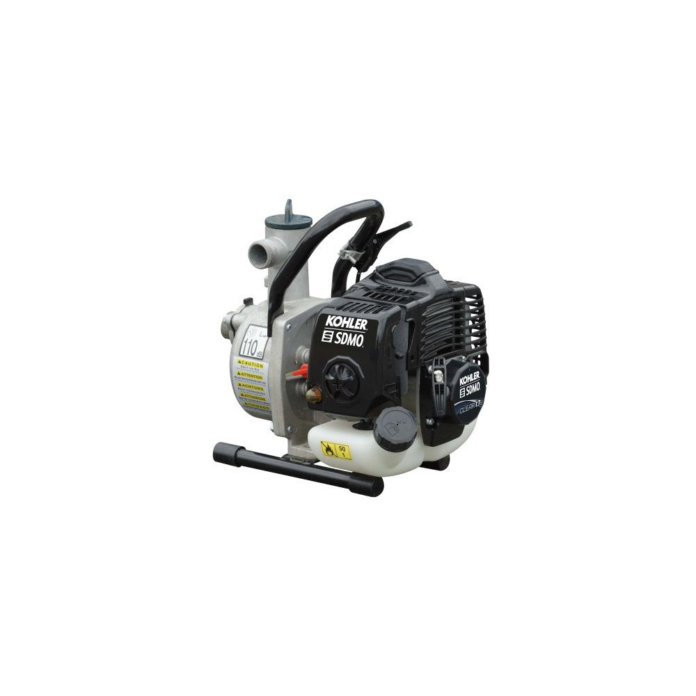 Motopompe CLEAR 1.7 Kohler SDMO - Aqualine Intens