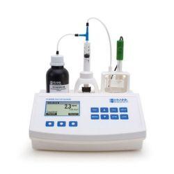 Kit Titrateur SO2 et solutions/réactifs