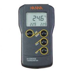 Thermomètre portatif compact étanche