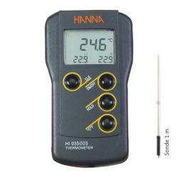 Thermomètre + Sonde spécial Fourrage